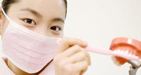 ホワイトニングと歯周病治療